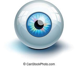 Icono ocular