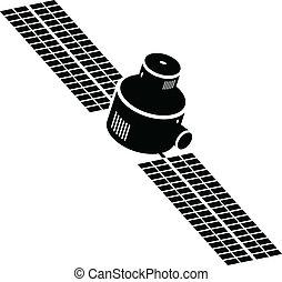 icono satélite