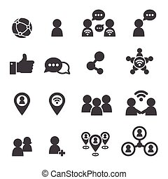 icono social