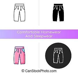 icono, sweatpants