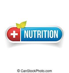 icono vector de nutrición