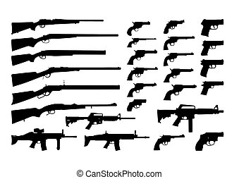 iconos, armas