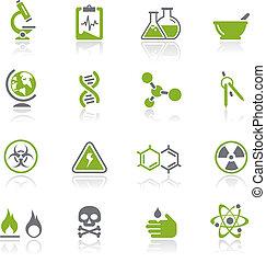 iconos científicos / Natura
