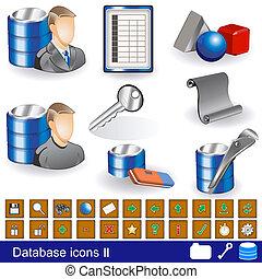 iconos de base de datos 2