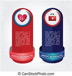 iconos de salud médica