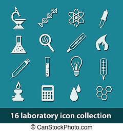 iconos del laboratorio