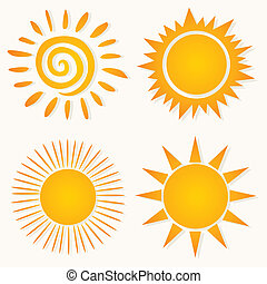 iconos del sol 4