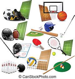 iconos deportivos