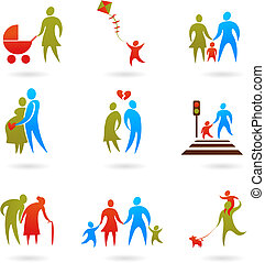 iconos familiares - 2