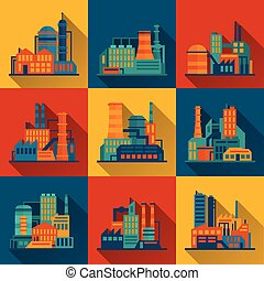 Iconos industriales
