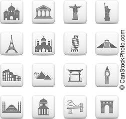 Iconos internacionales