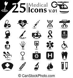 iconos médicos v.01