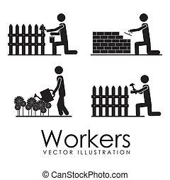 iconos obreros
