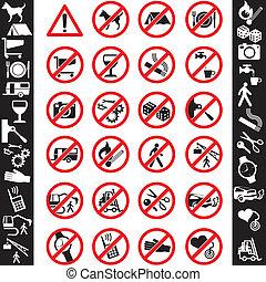 Iconos seguros
