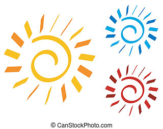 iconos solares