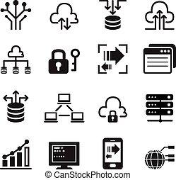 Iconos tecnológicos establecidos