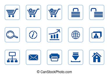 iconos WWW