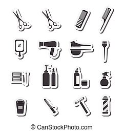 Icos de peluquería