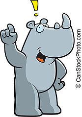 idea, rinoceronte
