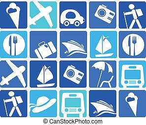 Identificación de viaje y transporte