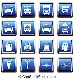 Identificación del transporte
