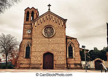 iglesia, catalunya
