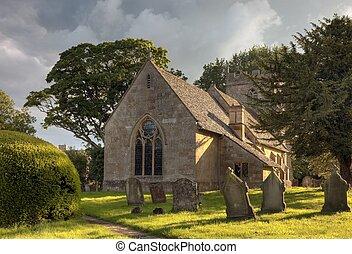 Iglesia Cotswold