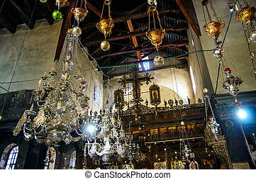 Iglesia de la natividad, Belén