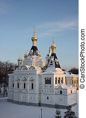Iglesia del Dmitrov Kremlin
