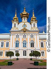 Iglesia del Palacio de St Peter y Paul