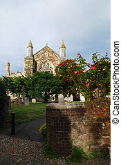 Iglesia en centeno