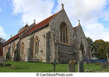 Iglesia en Inglaterra