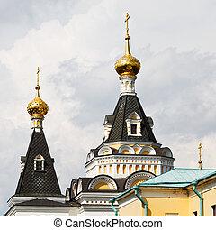 Iglesia isabelina en Dmitrov Kremlin, Rusia