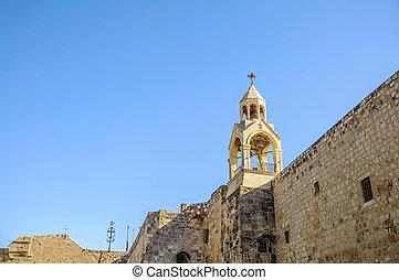 Iglesia Natividad, Belén, Palestina,