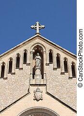 Iglesia parroquial en Arta