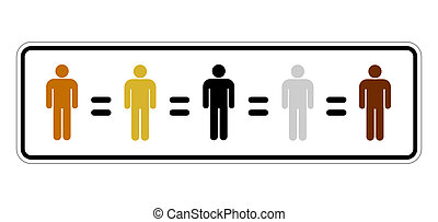 igualdad racial