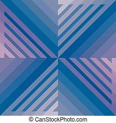 Ilustración abstracta de vectores