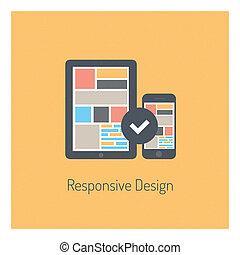 Ilustración de diseño de diseño plano