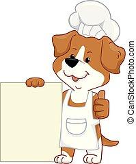 Ilustración de la junta de perros