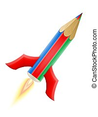 Ilustración de vectores de vectores de vectores artísticos
