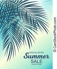 Ilustración de vectores de verano