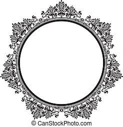 Ilustración del vector de la etiqueta negra