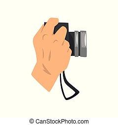 Ilustración digital en un fondo blanco