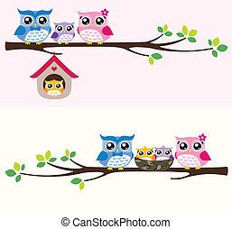 Ilustración familiar