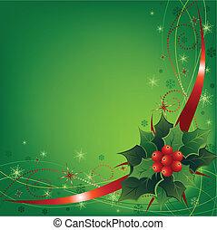 Ilustración navideña