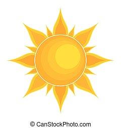 Ilustración solar