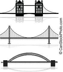 Ilustraciones del puente