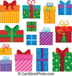 Imágenes con el tema de los regalos 1