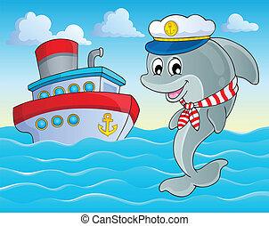 Imágenes con el tema del del delfín 2