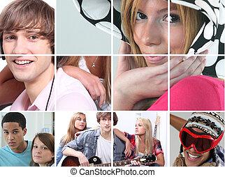 Imágenes de adolescencia